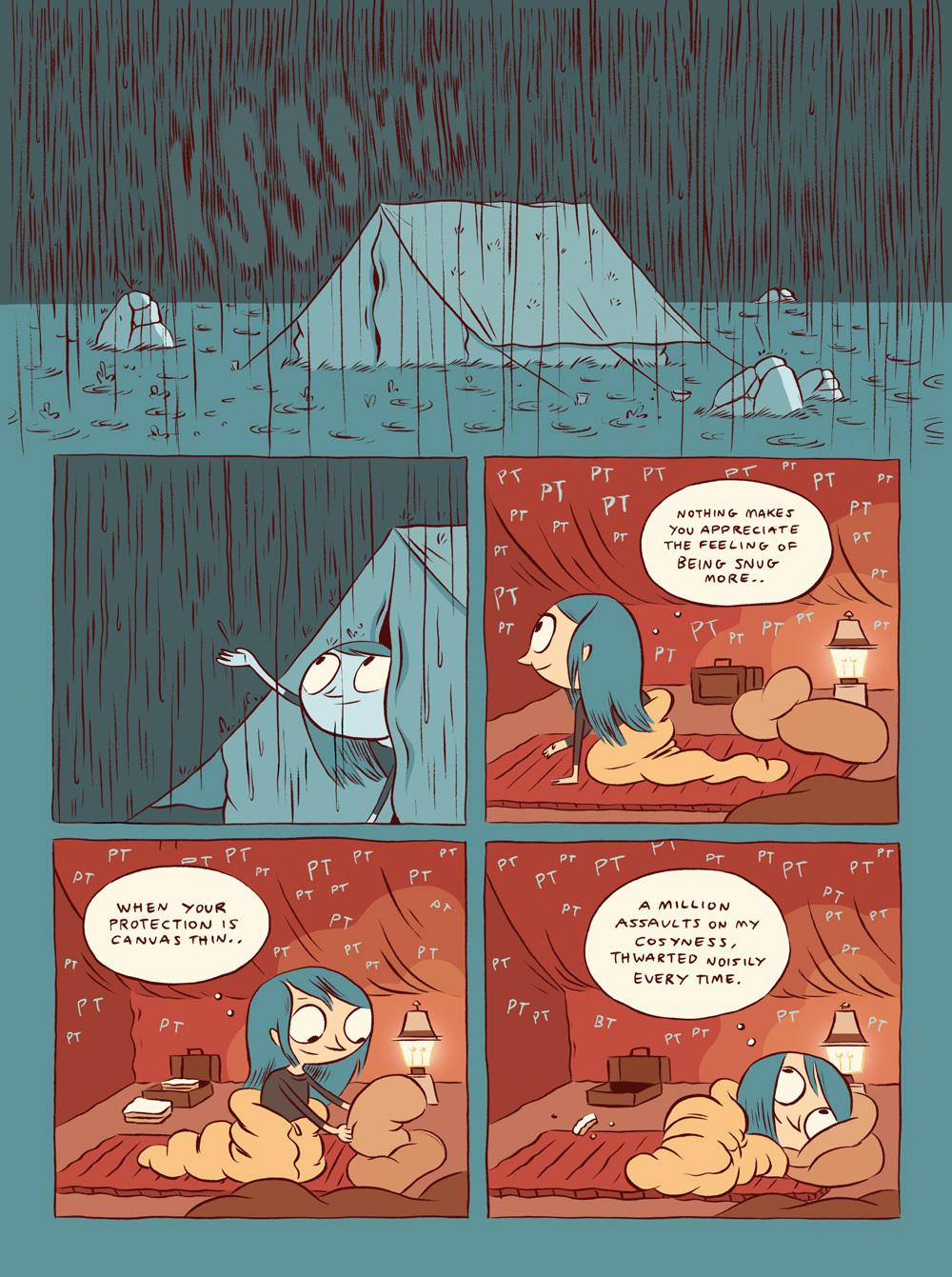 hilda comic español pdf