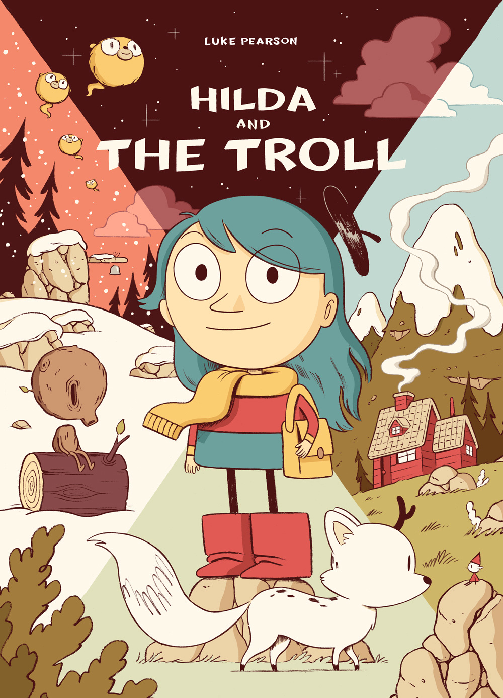 Image result for hilda and the troll