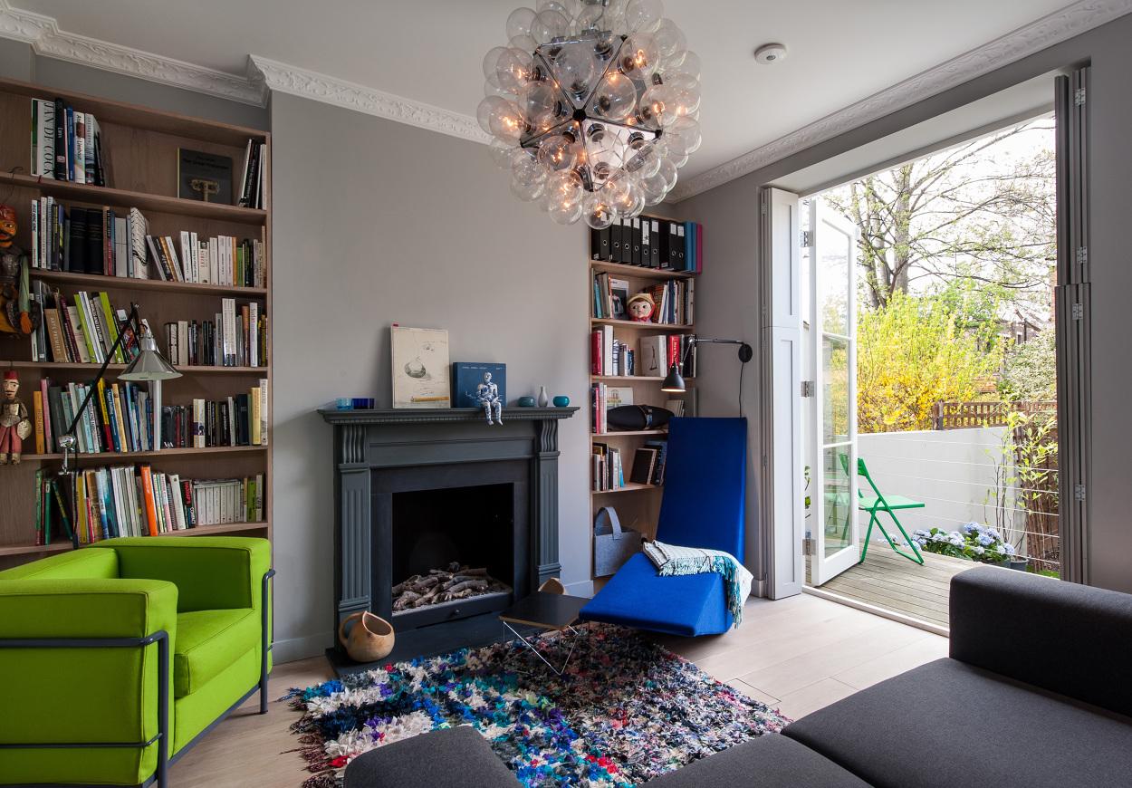Tavistock Terrace Undercover Architecture