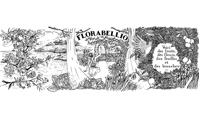 DIPTYQUE Florabellio Labels and others - Safia Ouares ...